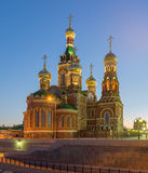 Yoshkar-Olastadt Russland Stockfotografie