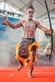 Yospan Dance. Stock Photo