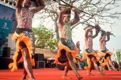 Yospan Dance. Stock Image