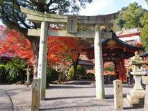Yotoku Inari shrine Stock Photos