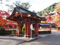 Yotoku Inari shrine Stock Images