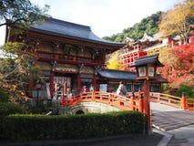 Yotoku Inari shrine Stock Image