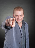 YOU! Stock Image