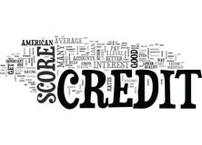 Are You Above Or Below The Average American Credit Scoreword Cloud. ARE YOU ABOVE OR BELOW THE AVERAGE AMERICAN CREDIT SCORE TEXT WORD CLOUD CONCEPT Stock Photo