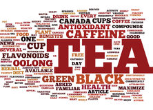You Asked Is Black Tea Good For My Health Text Background  Word Cloud Concept. YOU ASKED IS BLACK TEA GOOD FOR MY HEALTH Text Background Word Cloud Concept Stock Photography