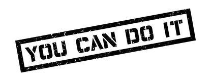 You can do it rubber stamp Stock Photos