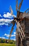 Mills stock photo