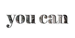 You can, written on wood texture stock photos