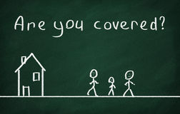 Are you covered? Stock Photos