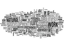 Are You Effective Or Ineffective In Your Life Word Cloud Royalty Free Stock Images