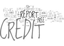 When You Are Eligible For A Free Credit Report Word Cloud. WHEN YOU ARE ELIGIBLE FOR A FREE CREDIT REPORT TEXT WORD CLOUD CONCEPT Stock Photography