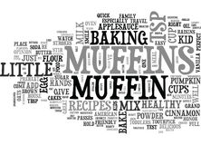 When You Give A Kid A Muffin You Re Gonna Get A Smileword Cloud Royalty Free Stock Photos