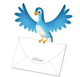 You got mail Royalty Free Stock Photography