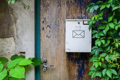 You got old mail Royalty Free Stock Photography