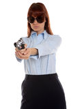 You have the right to remain silent Stock Images