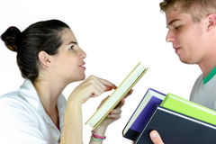 You have to study ! Stock Photo