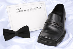 You are invited (man) Royalty Free Stock Images