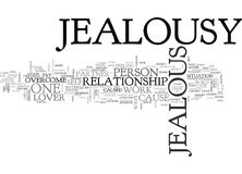 Are You A Jealous Lover Word Cloud. ARE YOU A JEALOUS LOVER TEXT WORD CLOUD CONCEPT Royalty Free Stock Photo