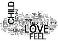 Are You Love Addicted Word Cloud Stock Image