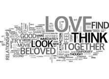 Are You In Love Word Cloud. ARE YOU IN LOVE TEXT WORD CLOUD CONCEPT Royalty Free Stock Photo