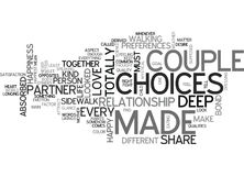 Are You Made For Each Other Word Cloud. ARE YOU MADE FOR EACH OTHER TEXT WORD CLOUD CONCEPT Stock Image