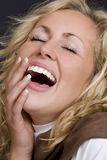 You Make Me Laugh Royalty Free Stock Photo