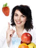 You must eat lot of fruit Royalty Free Stock Photo
