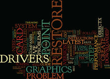 Are You A Pc Gamer And Want The Best Out Of Your Graphics Card Word Cloud Concept Stock Photo