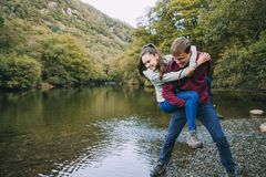You`re Getting Thrown in! royalty free stock photo