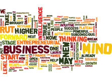 Are You Ready To Break Out Of Your Entrepreneurial Rut Word Cloud Concept. Are You Ready To Break Out Of Your Entrepreneurial Rut Text Background Word Cloud Stock Images