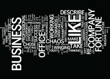 Are You Serious About Your Work At Home Business Word Cloud Concept. Are You Serious About Your Work At Home Business Text Background Word Cloud Concept Stock Photo