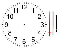 You set the time Royalty Free Stock Images