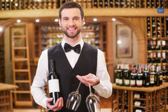 Free You Should Taste This Perfect Wine. Stock Photo - 50263340