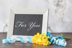 For you, special one Stock Images