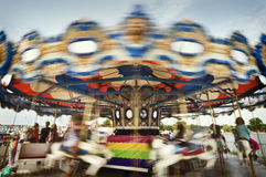 You Spin Me Merry Go Round Right Round Royalty Free Stock Photography