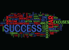Are You A Success Liar Word Cloud Concept. Are You A Success Liar Text Background Word Cloud Concept Royalty Free Stock Image