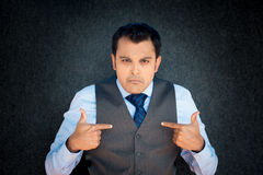 You talking to me? Royalty Free Stock Images