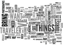 Are You A Traveler Word Cloud. ARE YOU A TRAVELER TEXT WORD CLOUD CONCEPT stock illustration