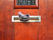 You've got mail, postbox, mailbox, Royalty Free Stock Photos