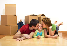 You will have your own room here Royalty Free Stock Image