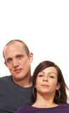 A youg couple Stock Photography