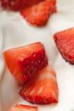 youghurt плодоовощ Стоковая Фотография