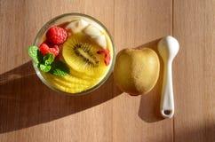 Yougurt Lizenzfreies Stockfoto