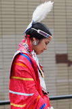 Young Aboriginal Dancer Royalty Free Stock Photo