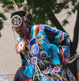Young Aboriginal Dancer Royalty Free Stock Photo