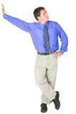 Young adult businessman Stock Photos