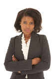 Young adult businesswoman Stock Photo