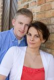Young Adult Couple Royalty Free Stock Photo