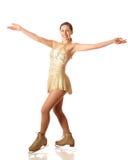 Figure Skater Stock Photo