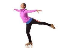 Figure Skater Stock Photos